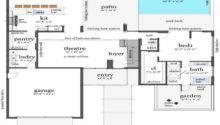 Beach House Floor Plans Design
