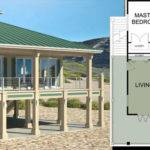 Beach House Floor Plans Stilts Pilings