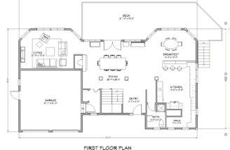Beach House Floor Sea Change Plan Design