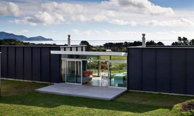 Beach House Holiday Design Modern Modular