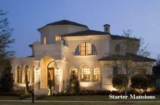 Beautiful Luxury Home Dream House Floor Plans Designs American