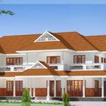 Beautiful Luxury Two Storey House Design Architecture Plans