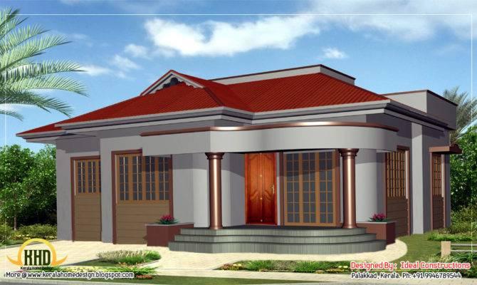 Beautiful Single Story Home Design Kerala