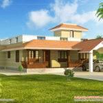 Beautiful Single Story Kerala Model House Home
