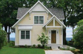Beautiful Small Cottage Style Homes House Architecture Inspiration