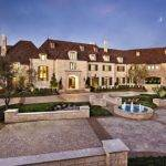 Bed Bath Dallas Texas Mansion High Life Reserve