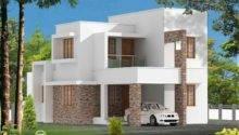 Bed Room Contemporary Villa Kerala Home Design Floor Plans