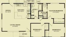 Bedroom Bathroom House Plans