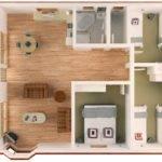 Bedroom Bungalow Plans Decoroffer