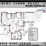 Bedroom Duplex House Plans Basement
