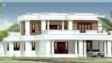 Bedroom Flat Roof Luxury Villa Design Designers Kannur Kerala