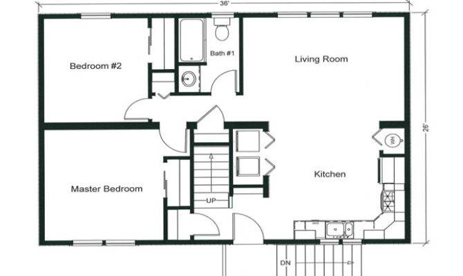 2 bedroom house plans open floor plan 21 photo gallery House plans photo gallery