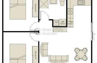 Bedroom Granny Flat Flats Australia Designs Packages