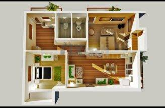 Bedroom House Plans Designs Small Home Design
