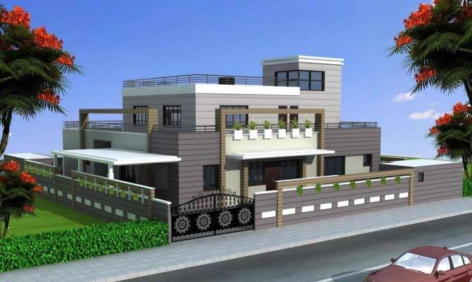 Bedrooms Duplex House Design Bill Plans