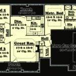 Best Ranch House Plans Blw Danutabois