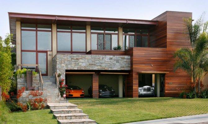 Best Ways Decorate Garage Creatively Modern Architecture Concept