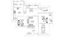 Bhk House Plan Kerala Sqft Ground Floor