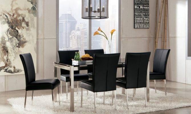 Black White Color Schemes Luxury Apartment Design Ideas