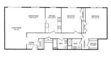 Blair House Floor Plan Sqft