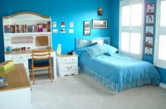 Blue Bedrooms Kids Wonderful