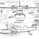 Blueprints Modern Airplanes Grumman