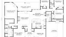 Bonaventure Place Ranch Home Plan House Plans More