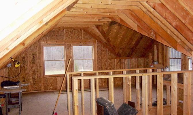Bonus Room Loft Over Garage Rear Lake