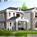 Box Elevation Kerala Home Design Floor Plans