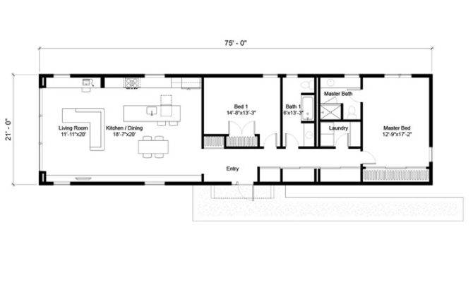 Box House Plans Silvia Custom Builders