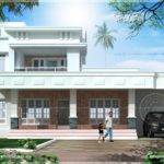 Box Model East Face Vastu House Design Home Kerala Plans