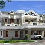 Box Type Luxury Home Design