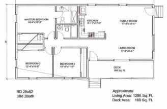 Brilliant Floor Plans Ranch Style Homes