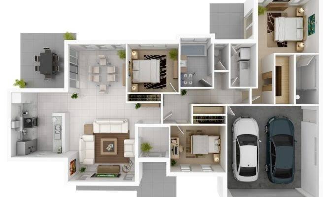 Budde Design Carefully Consideration Gives Three Bedroom
