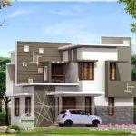 Budget Modern House Kerala Home Design Floor Plans