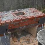 Build Outdoor Fireplace Living Stone Masonry