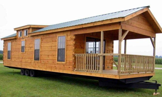Build Tiny House Wheels Trailer Small Home