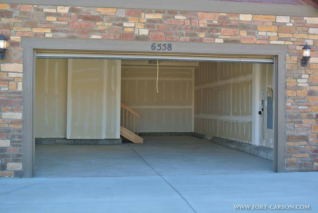 Builderhouseplans Car Tandem Garage Room Home Building