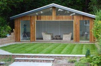 Builders Garden Structures Surrey Summer House