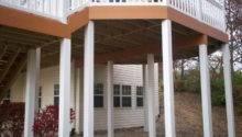 Building Elevated Deck Plans Designs