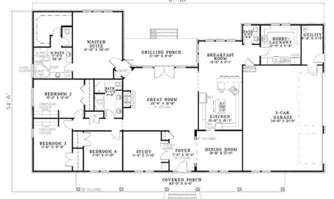 Building Our Dream Home Floor Plans
