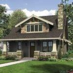 Bungalow Homes Plans Craftsman Bungalows Exterior