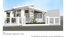 Bungalow House Exterior Design Modern Zen Designs