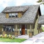 Bungalow House Plans Greenwood Associated Designs