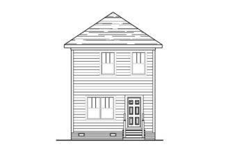 Bungalow House Plans Narrow Lot Home Plan