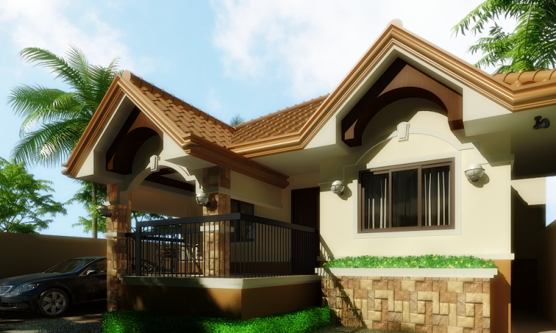 bungalow house sabang zambales home building plans 61645
