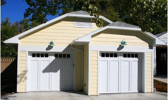 Bungalow New Garage Design Detached Ideas Pinterest