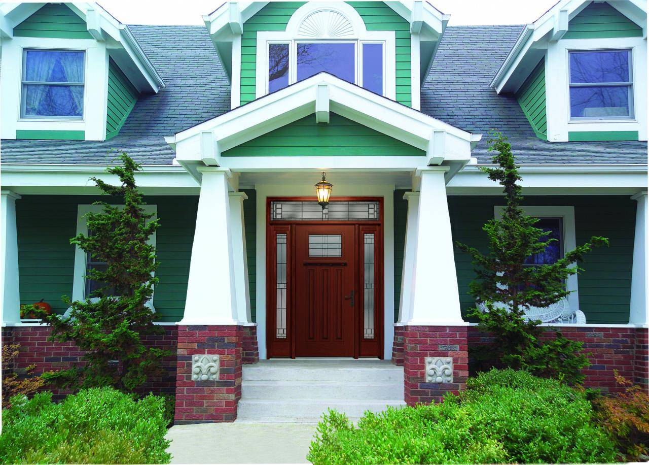 Bungalow Outer Design Home Decoration
