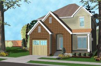 Caniglia Traditional Story Advanced House Plans