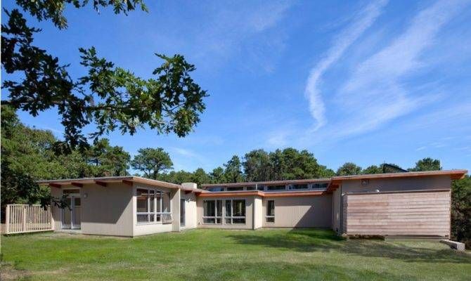 Cape Cod Contemporary Residence Addition Hammer Architects